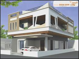 simple duplex house plan home decor color trends top to