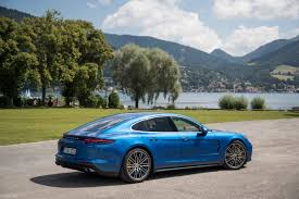 porsche panamera turbo 2017 back porsche panamera review the best luxury sports saloon evo