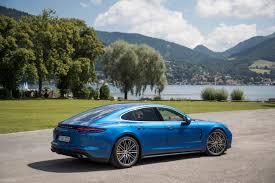Porsche Panamera Back - porsche panamera review the best luxury sports saloon evo