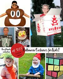 Halloween Costumes Kids Ultimate Collection Diy Halloween Costumes Kids