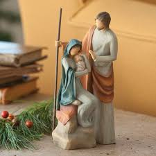 Home Interiors Nativity by Willow Tree Nativity Hoffman U0027s Patterns Of The Past Home To The