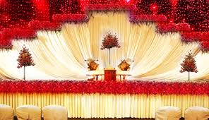 wedding stage decoration grand event management
