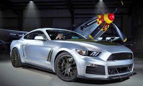 Black Roush Mustang Roush Performance Vehicles In Tampa Fl Custom Ford Sales