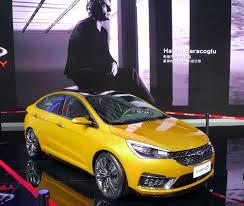 chery chery puts design in the spotlight car design news