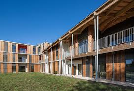 architectes delivers sustainable housing for the elderly in france