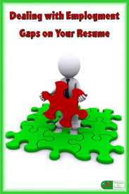Sample Resume With Gaps In Employment by Gaps On Your Resume Virtren Com