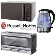 Microwave And Toaster Set Swan Toaster Kettle Microwave Black Triple Pack St17020bn