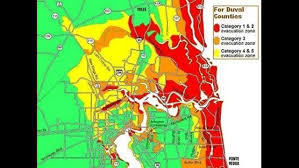 Flood Zone Map Florida by Do You Live In An Evacuation Zone