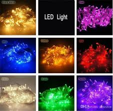 cheap selling 10m 100 led string decoration
