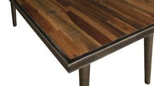 Acacia Wood Dining Room Furniture Acacia Wood Dining Table Hermosa Rectangular Teak Finish 29