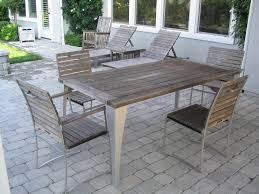 Outdoor Teak Table Smith And Hawken Teak Outdoor Furniture U2014 Home Design Lover The