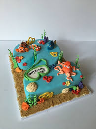 image result for nemo and dory cake pop stands on pinterest bday
