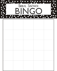 bridal shower bingo cards silver snowflakes bridal shower bingo