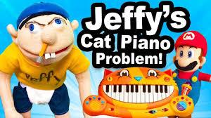 sml movie jeffy u0027s cat piano problem youtube