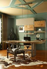 eclectic furniture and decor furniture eclectic home office with cool shelving and smart desk
