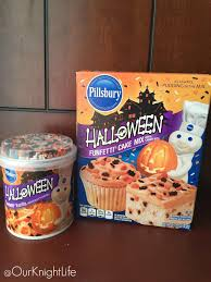Mini Halloween Cakes by Mini Pumpkin Cupcakes Mixupamoment Our Knight Life
