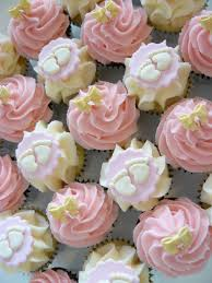 pink and gold baby shower pink gold baby shower mini cupcakes marvelous baby shower