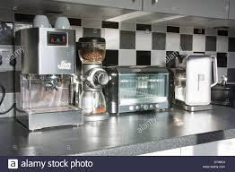 modern kitchen appliances modern kitchen appliances coffee machine bean grinder toaster