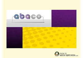 business card layout template download free vector art stock