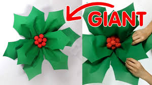 large christmas decoration diy giant hollyberry youtube