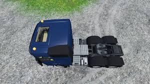 volvo vnl 780 blue truck farming simulator 2017 2015 15 17 fh750 for farming simulator 2015
