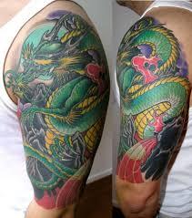 custom tattoos by adam sky