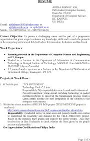 career objective for resume computer engineering how to create a computer science resume in five steps resume to the bsc computer science resume can help you make a professional computer science resume projects
