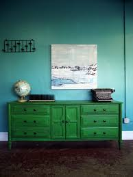 vintage ground vintage distressed green dresser buffet