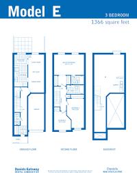 floor plans u2013 chartwell u2013 daniels gateway