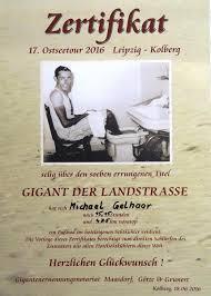 Bad Kolberg Michael Gelhaar Ostseetour 2016 Leipzig Kolberg Polen 475 Km