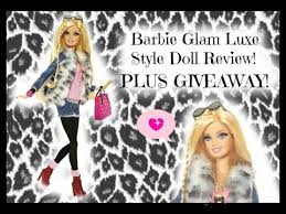 Barbie Style Doll Reviews And by Download Youtube Mp3 Raquelle Doll Review Barbie Luxe Style Glam
