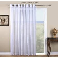 Curtains For Sliding Glass Door Sliding Patio Door Curtains Wayfair