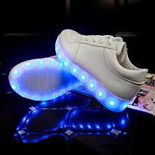 light up sole shoes wholesale big kids boys girls lights up led luminous shoes bright