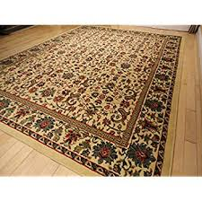 2x3 Kitchen Rug Amazon Com Red Traditional Rugs Red 2x3 Persian Rug Red Area Rugs