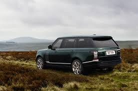 range rover hunter holland u0026 holland range rover is an ultra lux suv for hunters