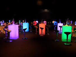 cocktail table rentals near me rent lighted acrylic cocktail tables bars lounge furniture led