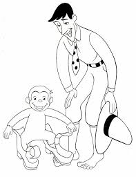 33 best curious george coloring book pages images on pinterest