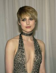 keira knightley short straight cut keira knightley short