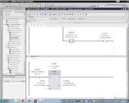control secuencial de bombas con step 7 y tia portal