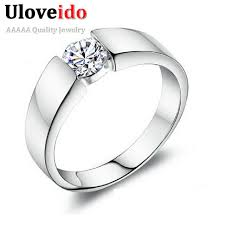 aliexpress buy new arrival fashion rings for men aliexpress buy wide ring set men jewelry silver color