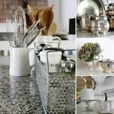 kitchen counter decorating ideas storage tips for the home utensils kitchens and