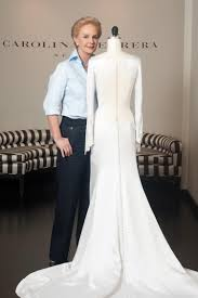 carolina herrera wedding dress carolina herrera suite 707