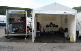 Motorsport Awning For Sale Curlew Secondhand Marquees Race Awnings