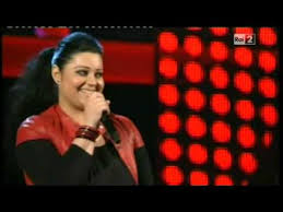 The Voice Blind Auditions 2013 The Voice Of Italy 2013 Blind Audition Marika Lermani Pieces