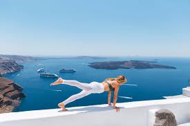 hidden gems in greece santorini love sweat fitness