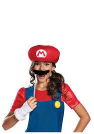 mario costumes for halloween mario girls costume for tweens