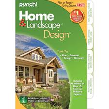 amazon com punch home u0026 landscape design v17 download software