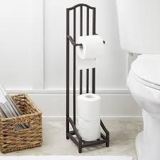 oil rubbed bronze toilet paper holder u2014 home design stylinghome