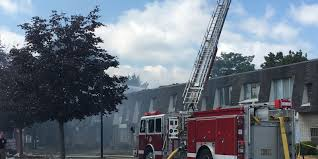 1 killed in fire at westland apartment complex