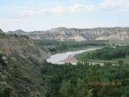 North Dakota scenery images Scenic north dakota picture of maah daah hey trail medora jpg